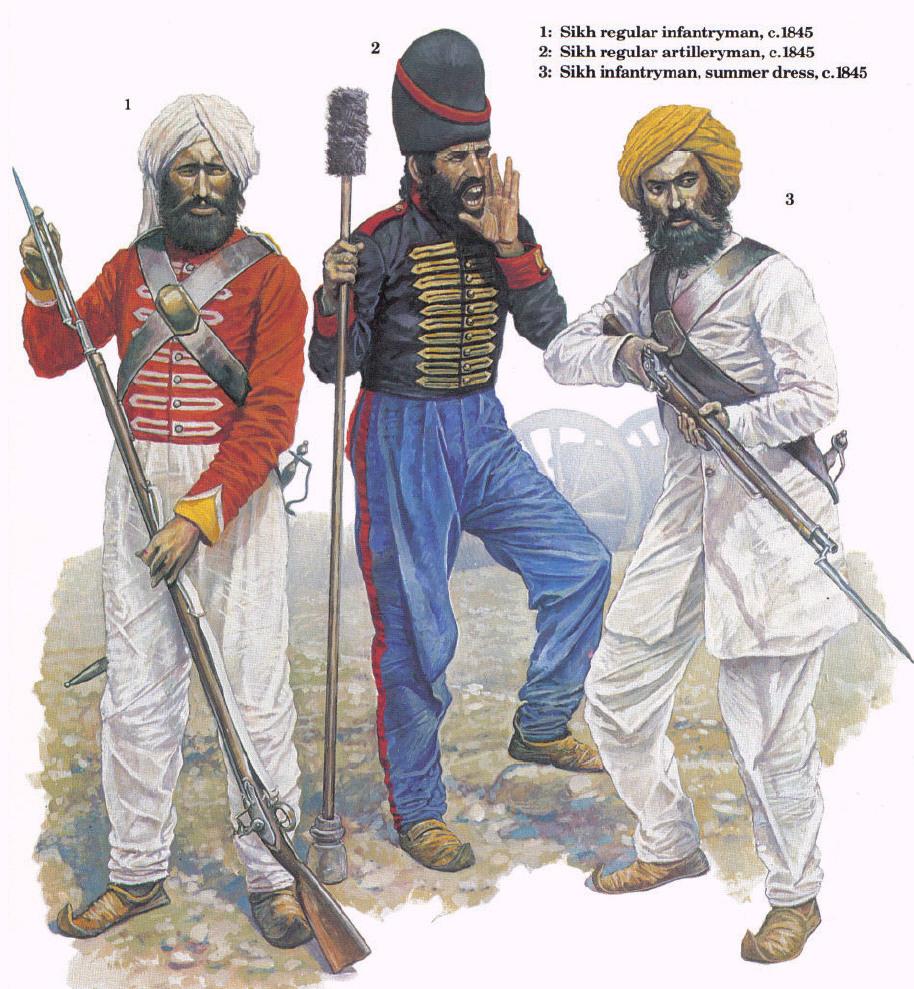 Армия Хальсы
