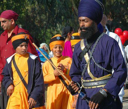 Сикхи в Индии